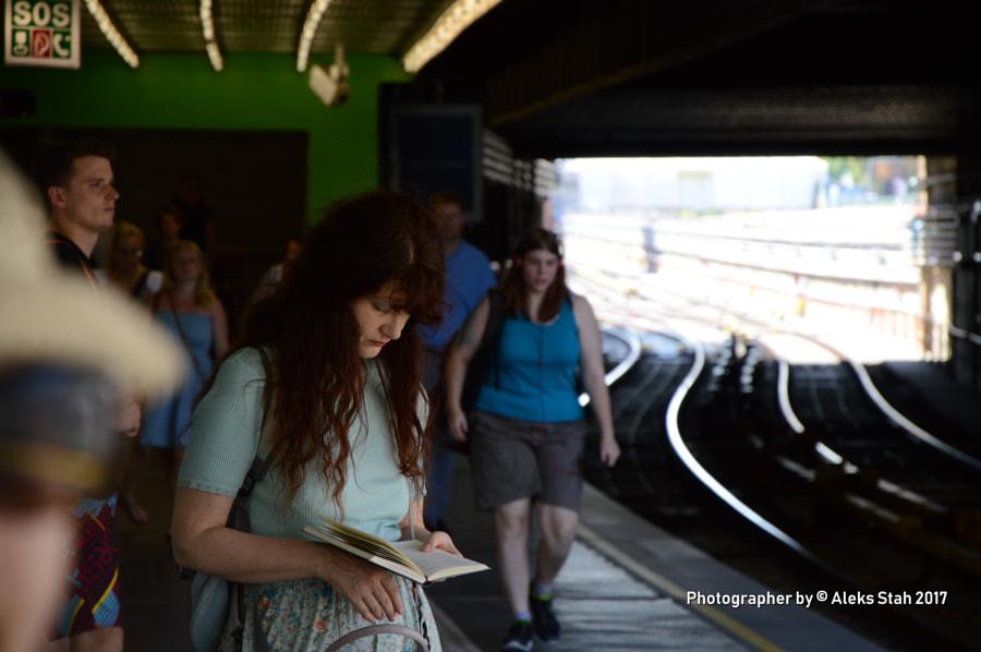 subway, автор — Aleks Stah на 500px.com