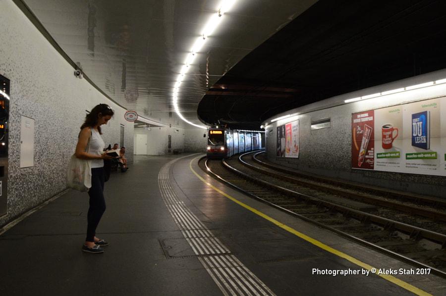 parallel reality, автор — Aleks Stah на 500px.com