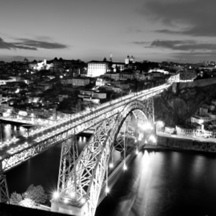 Dom Luis Bridge, Nikon D5100, AF-S DX Nikkor 10-24mm f/3.5-4.5G ED