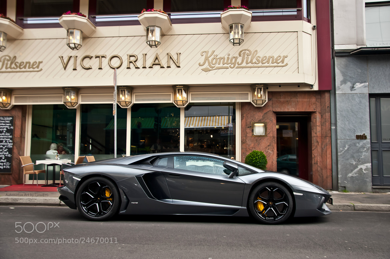 Photograph Lamborghini Aventador LP700-4 by lyon1845 on 500px
