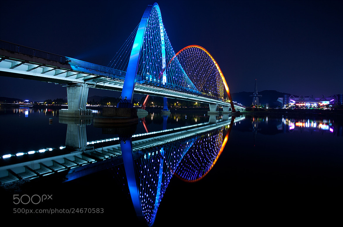 Photograph a large bridge by Jaehun Lee on 500px