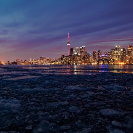 toronto on the rocks, Nikon D610