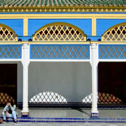 Palace El Bahia, Fujifilm FinePix F30