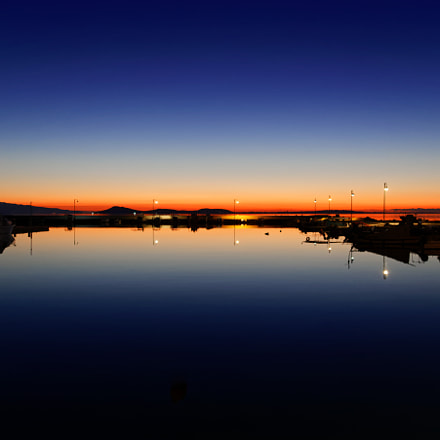 Calm harbor, Canon EOS 6D, Canon EF 28-105mm f/3.5-4.5 USM