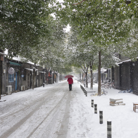 snow, Nikon COOLPIX A