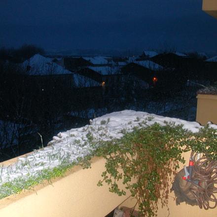 neige à narbonne en 2010, Nikon E2500