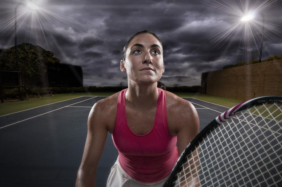 A Tennis Star*