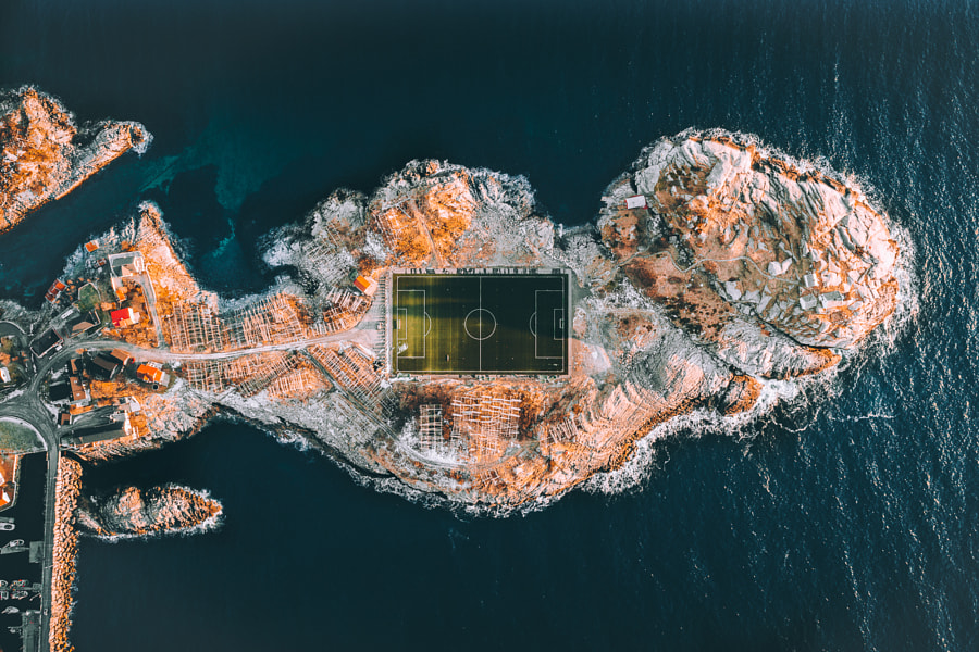 HypeCourts by Tobias Hägg on 500px.com