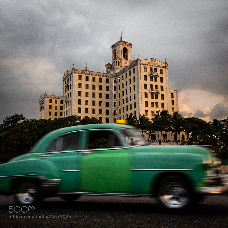 Photograph Hotel Nacional de Cuba by Magne Skårn on 500px