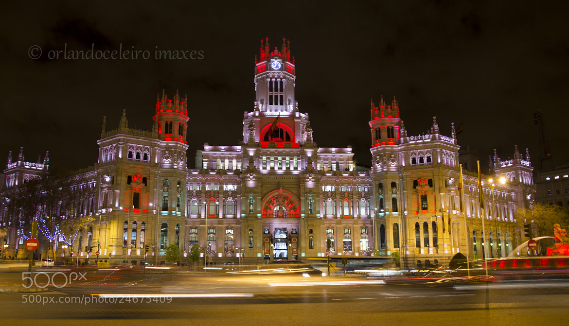 Photograph Palacio de Cibeles by Orlando Celeiro on 500px