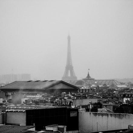 Paris, Sony DSC-T5