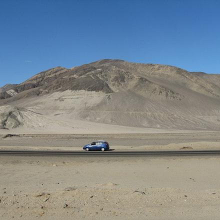 En el desierto de, Canon POWERSHOT A720 IS