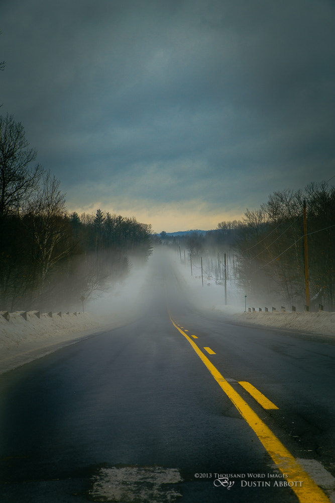 Photograph Road to Perdition by Dustin Abbott on 500px