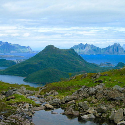 Lafoten, Norway, Canon POWERSHOT G2