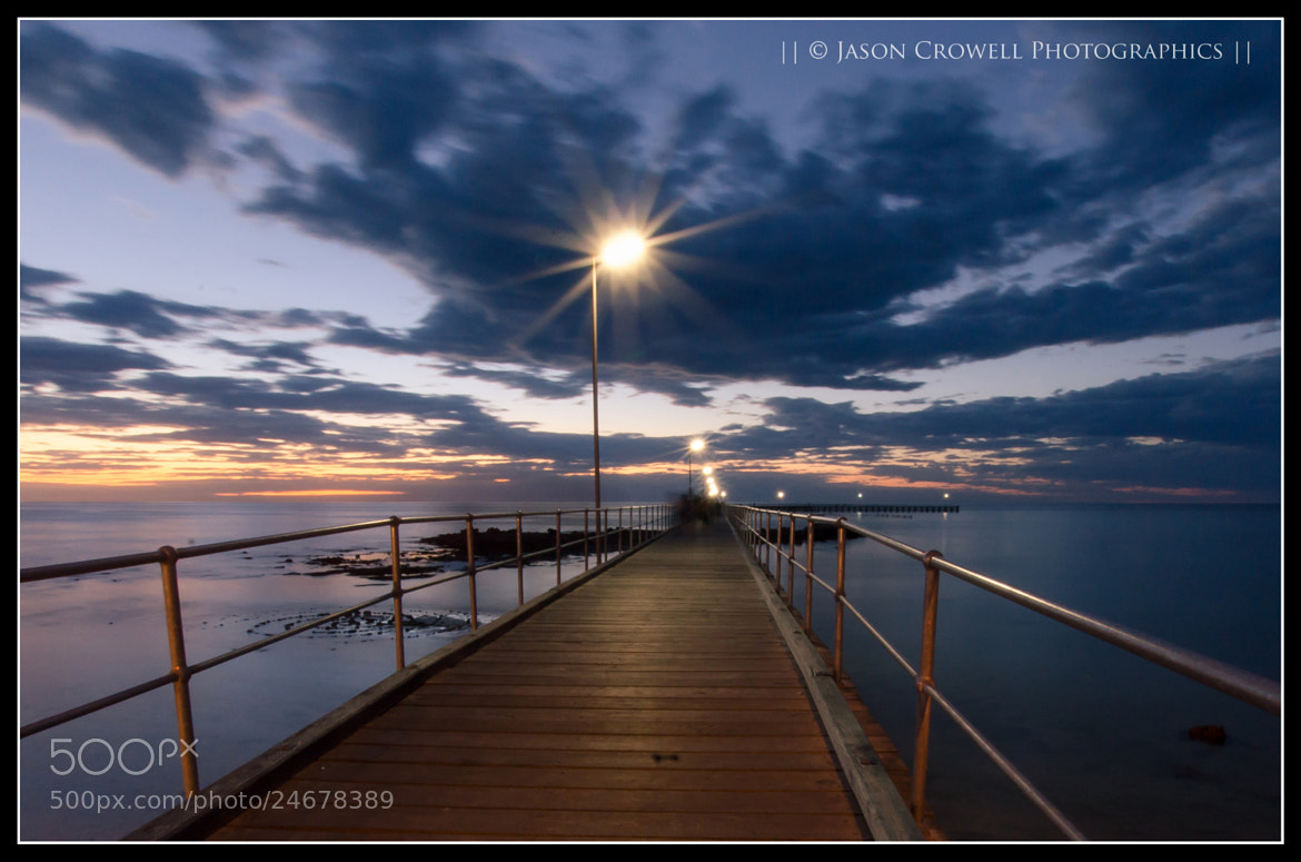 Photograph Night Light by Jason  Crowell Photographics on 500px