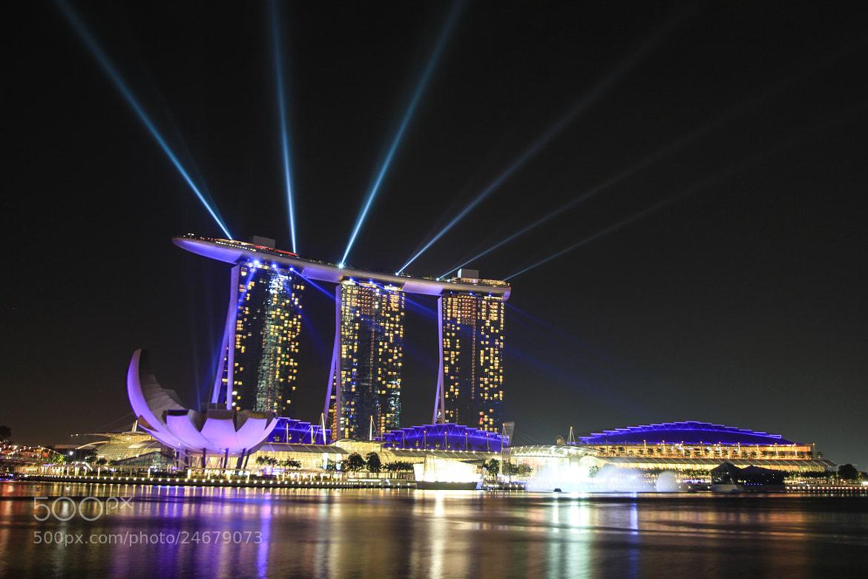 Photograph Singapore - Marina Bay by Christian Mahlknecht on 500px
