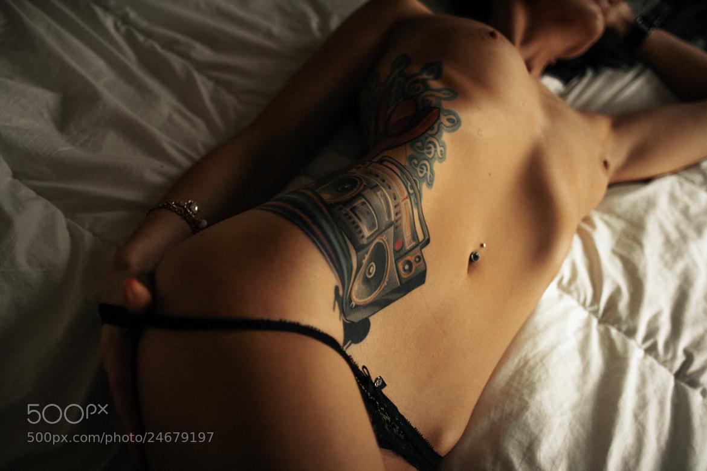 Photograph Dasha by Egor Kuzmin on 500px