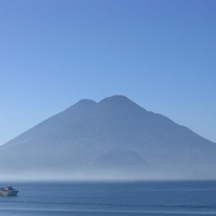 Lago de Atitlán, Canon POWERSHOT A510