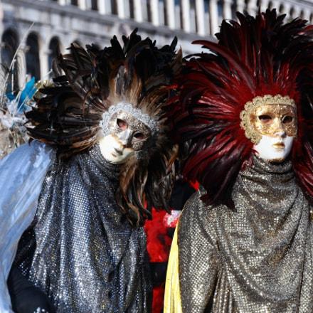 Venice carnival 2018, Canon EOS 6D, Canon EF 24-70mm f/4L IS USM