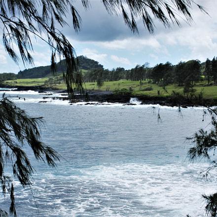 Pristine Coast!, Nikon D100, AF Zoom-Nikkor 35-70mm f/2.8D