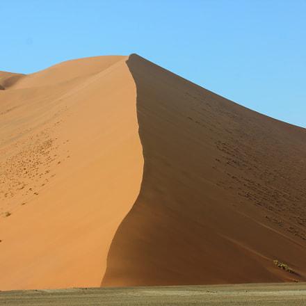 Dunes massive, Canon EOS 550D, Canon EF 70-200mm f/4L