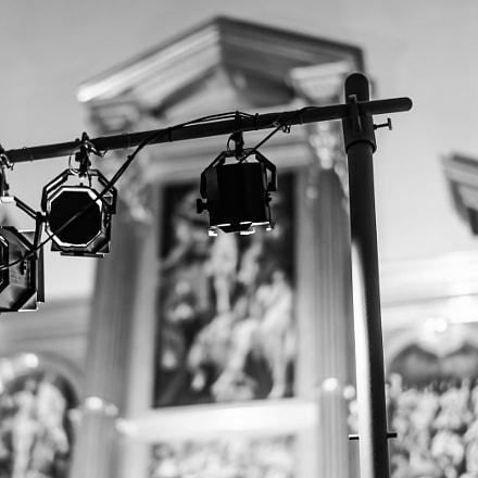 Lighting the art, Nikon D810, AF-S Nikkor 58mm f/1.4G