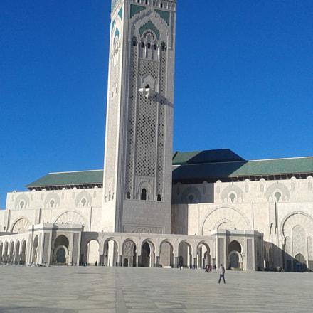 mosque hassan 2, Samsung Galaxy Trend Plus