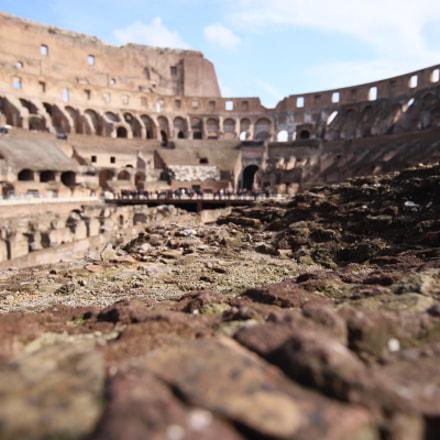 Colosseum, Canon EOS 6D MARK II