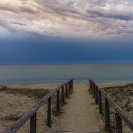 Path to the clouds, Sony DSC-W690
