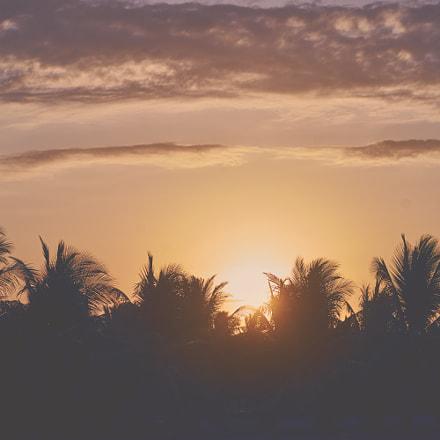 un amanecer en la, Sony ILCE-7M2