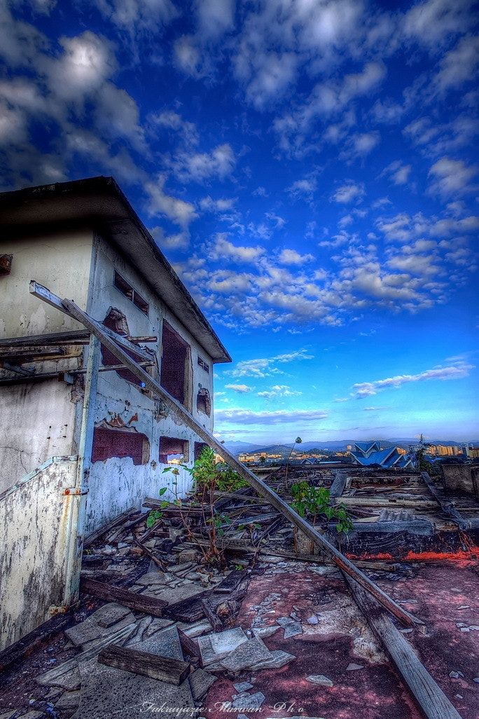 Photograph Top of Roof by Fakruyuzie Marwan on 500px
