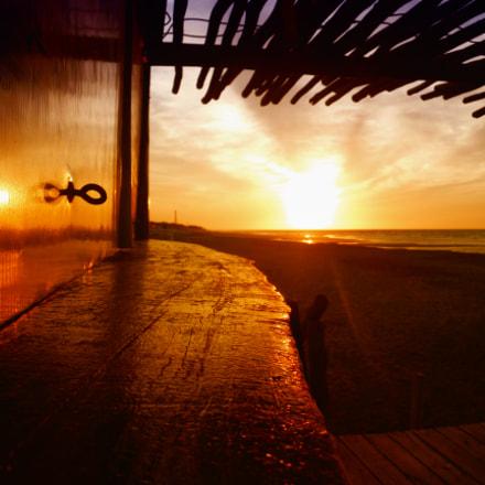 Hut at Dawn, Fujifilm FinePix XP60