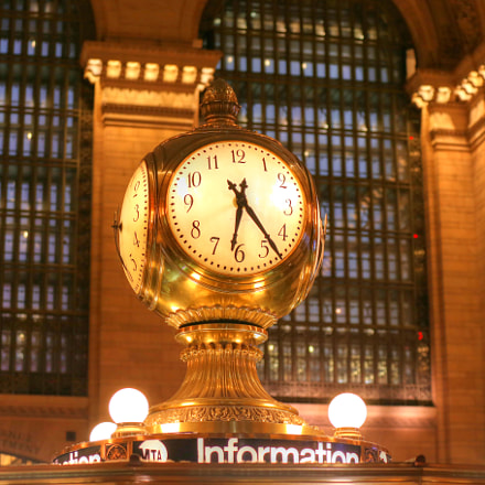 Grand Central, Canon EOS 6D, Canon EF 70-300mm f/4-5.6L IS USM