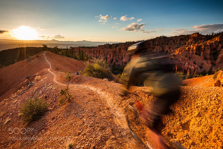 Photograph Thunder Mountain Utah by Whit Richardson on 500px