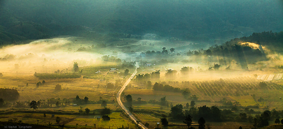 Photograph Sunlight  by Naphat Kongchan on 500px