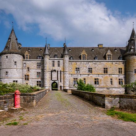 Hesbaye château à Fallais