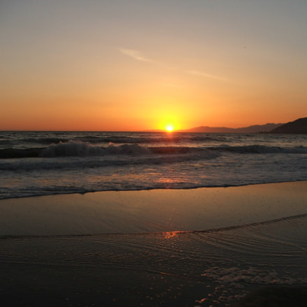 Ventura Sunset, Fujifilm FinePix S5100