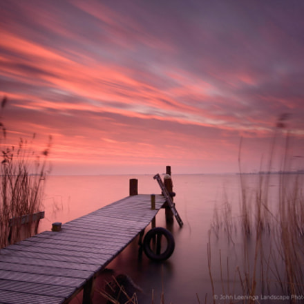 Jetty at sunrise, Nikon D7200, Tokina AT-X 124 AF PRO DX (AF 12-24mm f/4)