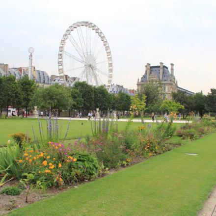 Parklar,bahçeler..., Canon EOS 550D