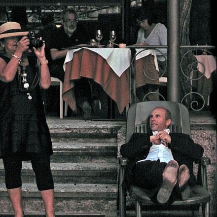 Bellagio, Canon DIGITAL IXUS 400