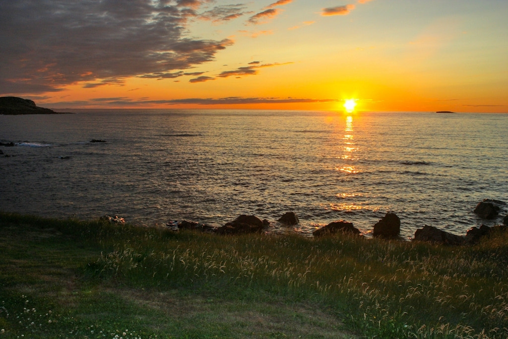 Photograph Newfoundland Sunset by Dan Harmer on 500px