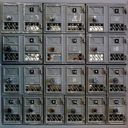 Mail Box, Panasonic DMC-FT30