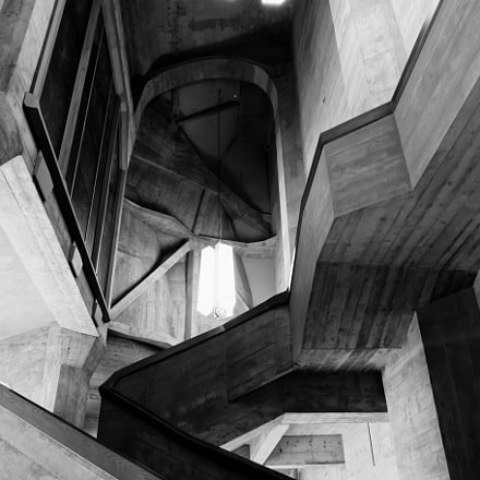 Le Goetheanum Staircase