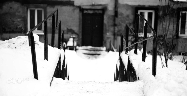 Photograph schody. by Natalia Pasikowska on 500px