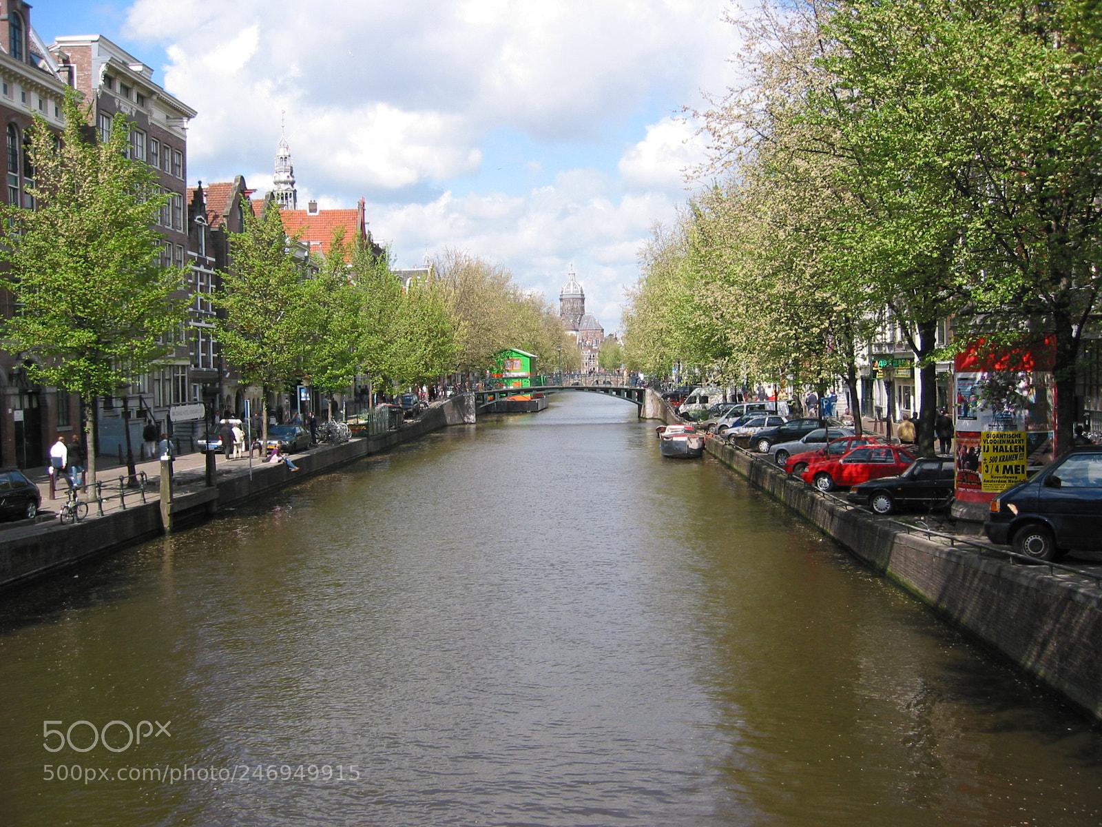 amsterdam, Canon POWERSHOT S40