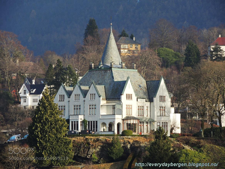 Photograph Gamlehaugen Bergen by Inna Cleanbergen on 500px