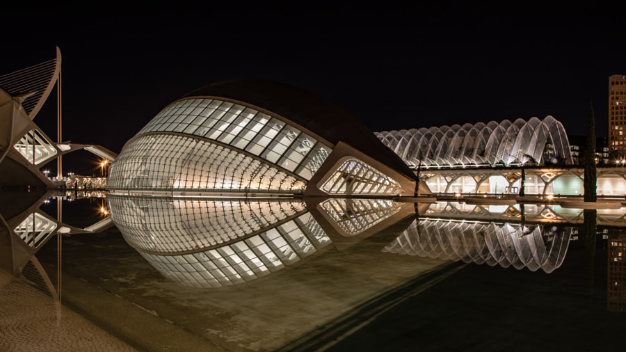 Calatrava masterpiece