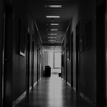 Hallway (2), Nikon D3300, AF-S DX Nikkor 35mm f/1.8G