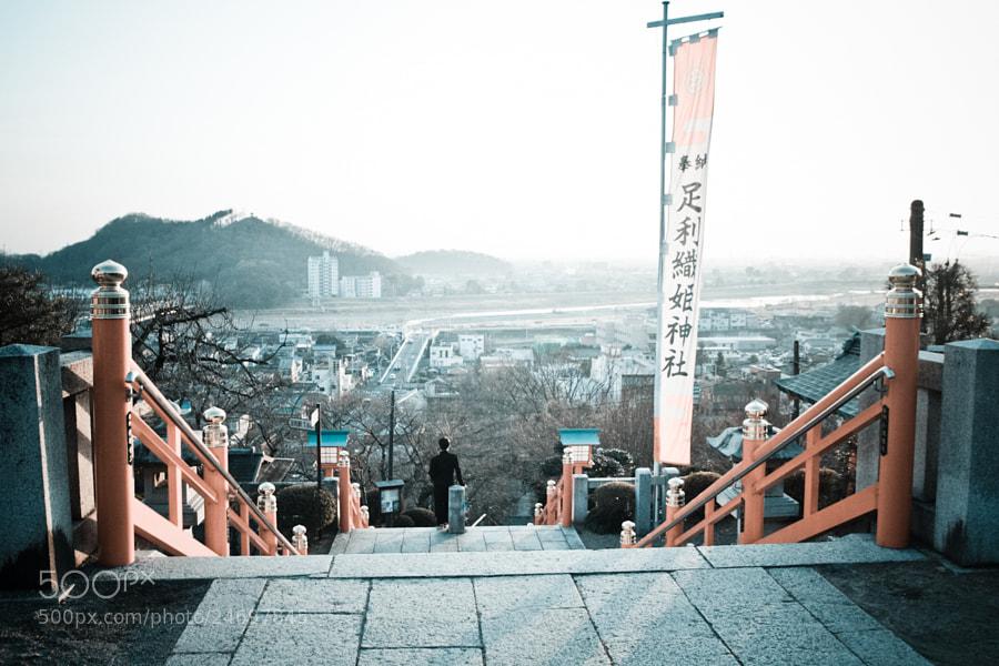 Ashikaga-shi by Nadezda Karaseva (oasisia)) on 500px.com