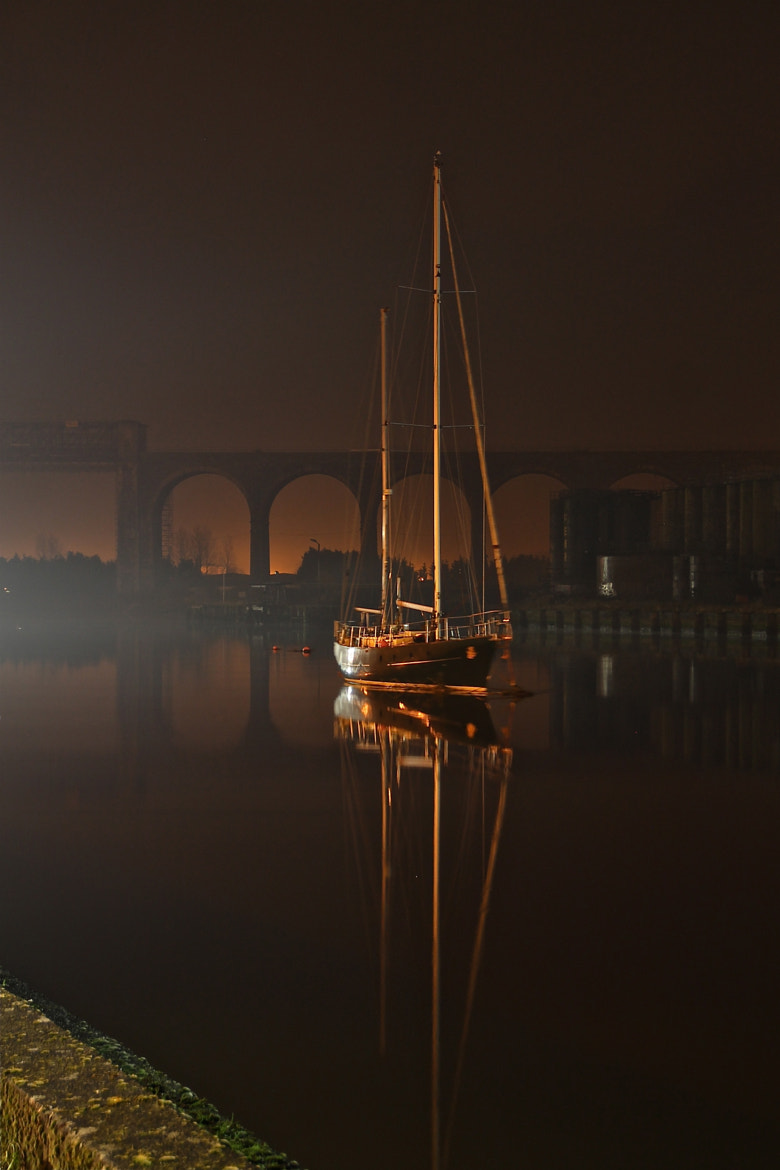 Photograph Midnight Reflection by Damian Smith on 500px